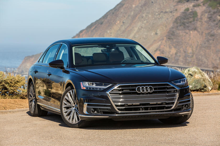 Audi A8 2019 model