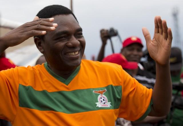 Hakainde Hichilema Net worth