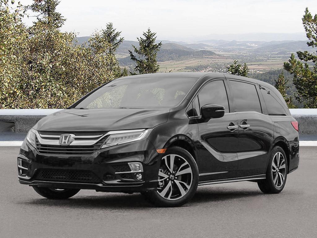 Honda Odyssey Touring Elite
