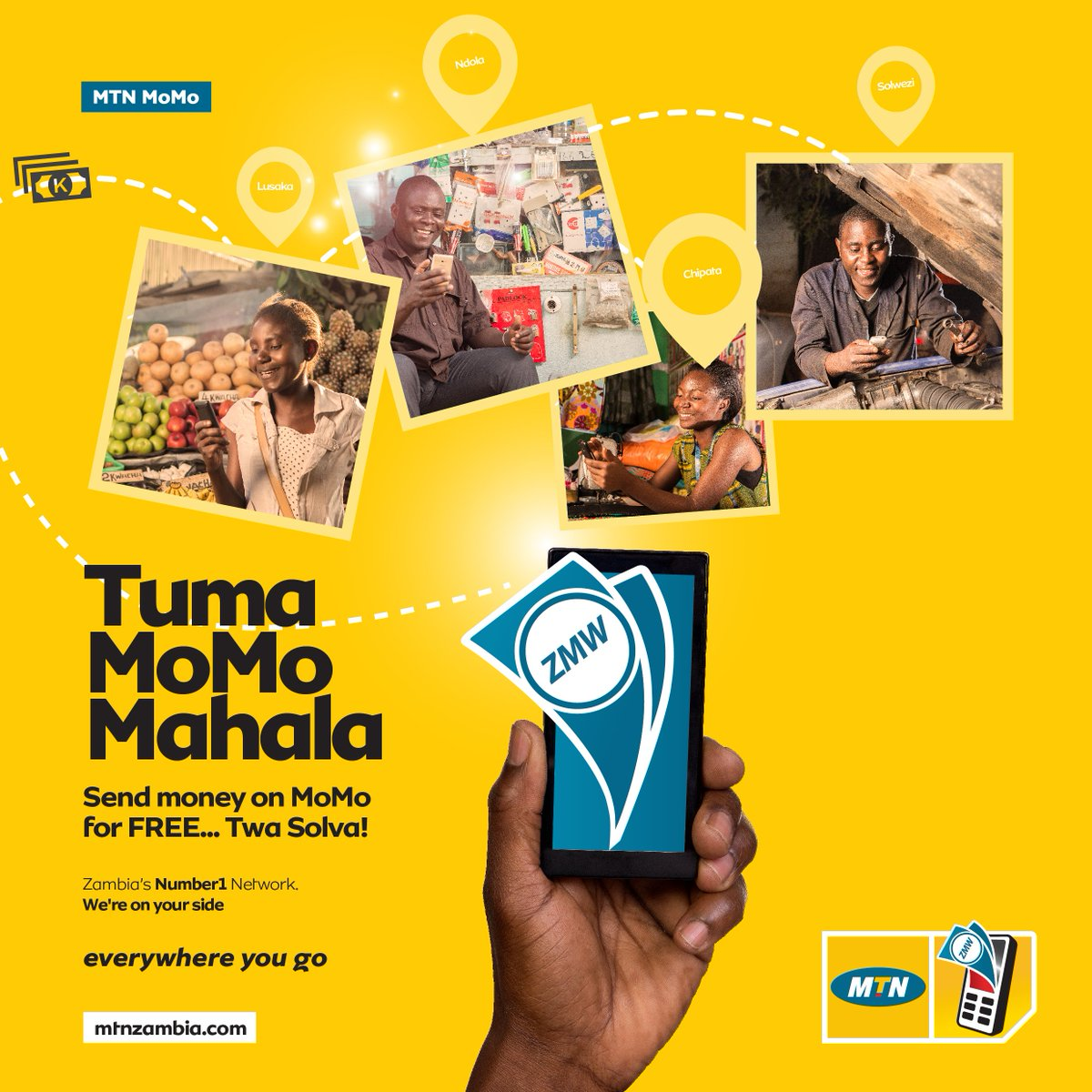 How To Reset Your Forgotten MTN Mobile Money Pin Zambia