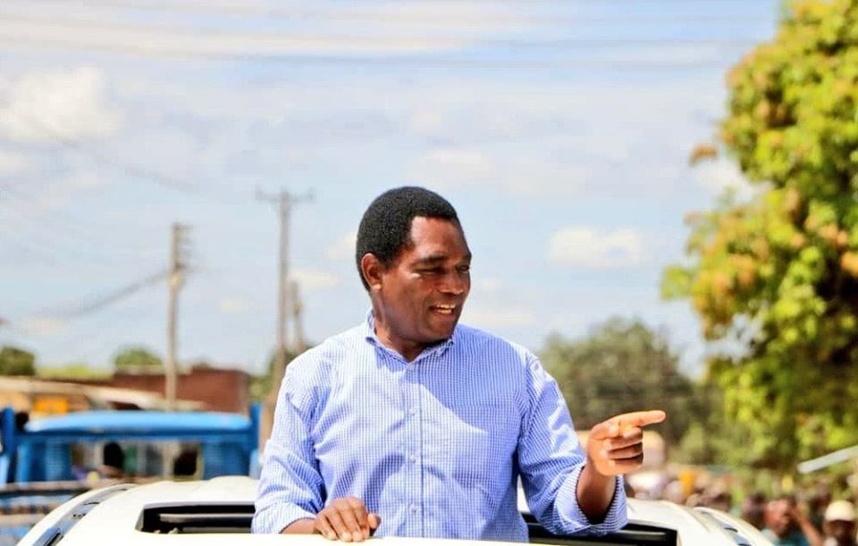 4 Expensive Cars Owned By Hakainde Hichilema