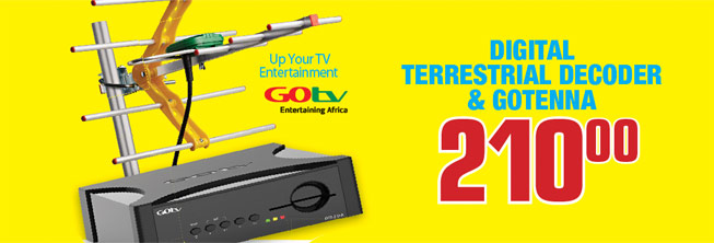 How Much Is Gotv Decoder In Zambia 2020