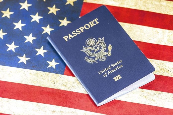 How much is an American visa in Zambia?