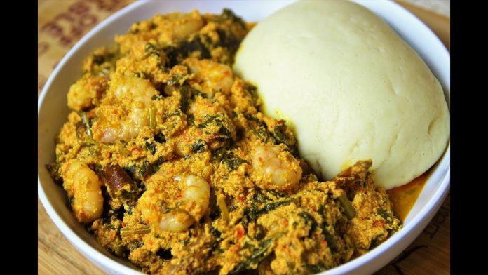 Nigeria famous food